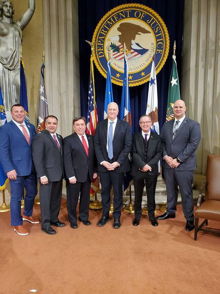 Presidential Commission on Law Enforcement