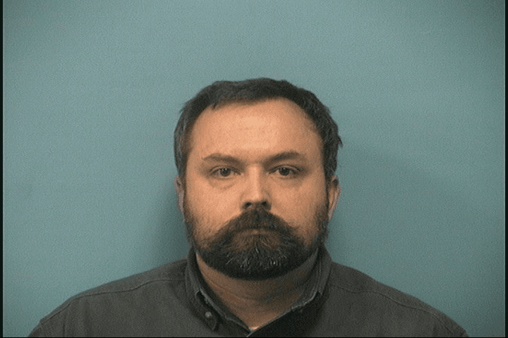 Evan Jamieson Booking Photo